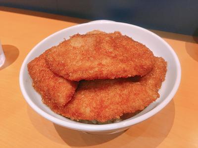 とんかつ太郎のカツ丼の写真