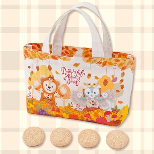 秋のぼうけん安納芋クッキーの写真