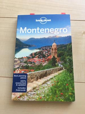 Lonely Planetガイドブックの写真
