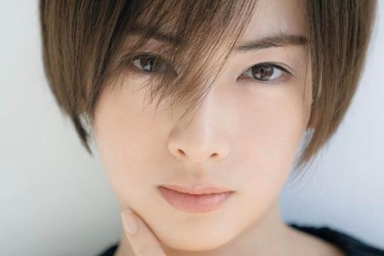 北川景子ショートヘアの画像