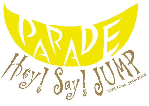 HeySayJUMPツアー2019ロゴのイラスト