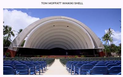 TOM MOFFATT WAIKIKI SHELLの写真