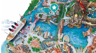 ケープコッド・クックオフ地図の画像