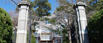 福岡県立東筑高等学校の写真