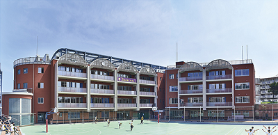 堀越高等学校の写真