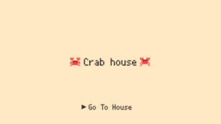 Crabhouseの開始画面の写真