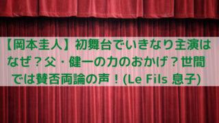 舞台カーテンの写真
