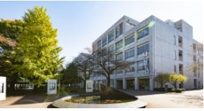 都立戸山高等学校の写真