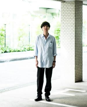 デザイナー森川正規(マサノリ)氏の写真